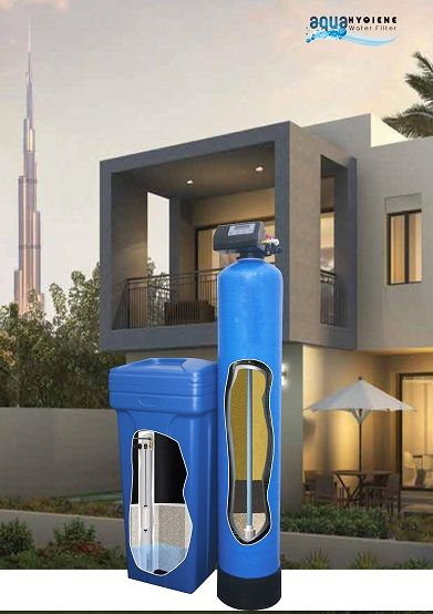 whole house water softener system gives you soft water in every tap of home