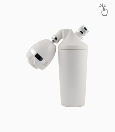 Deluxe Shower Water Filter System