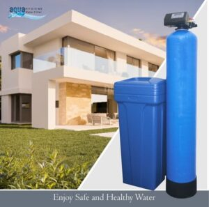 water softener system enjoy health and safe water