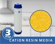 cation-resin-media