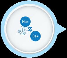 Efficient Ion-Exchange Process