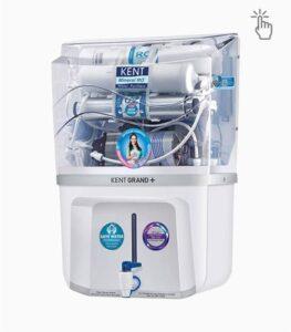 kent grand plus ro purifier water system