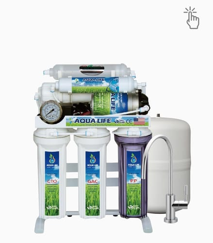 Aqua Life drinking water filter systems