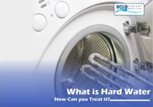 hard water, how you treat with water softener